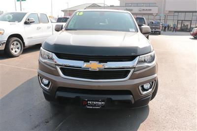 2016 Chevrolet Colorado Crew Cab 4x4, Pickup #620600A - photo 4