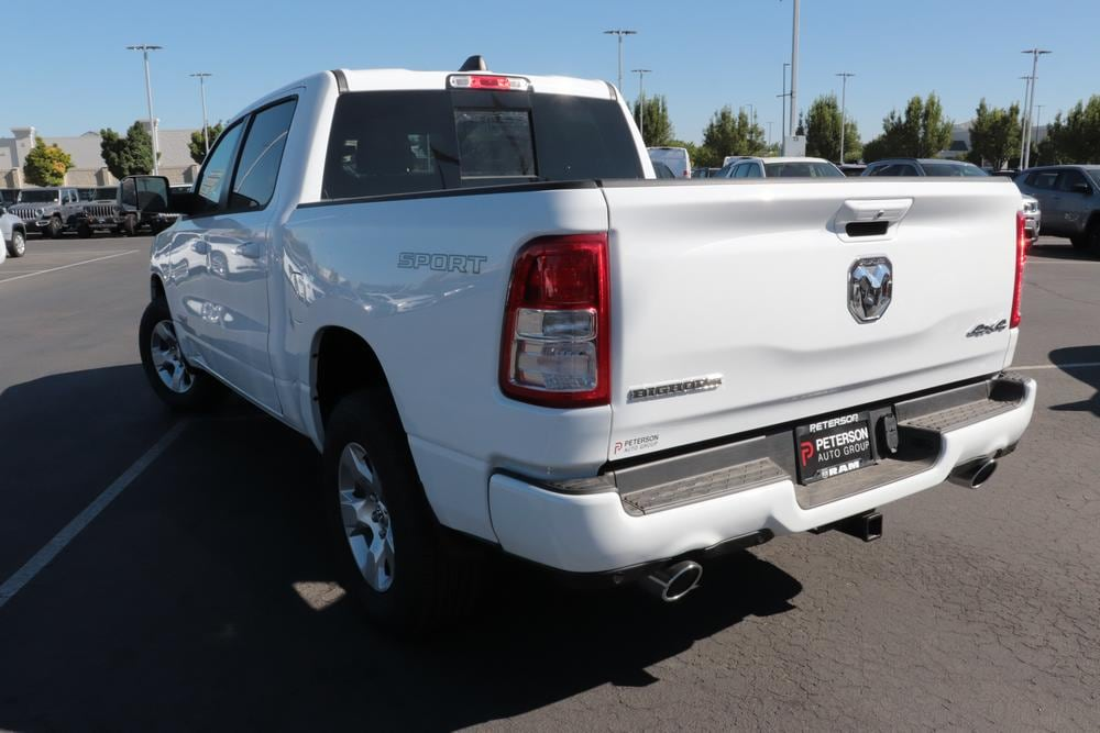 2020 Ram 1500 Crew Cab 4x4, Pickup #620601 - photo 6