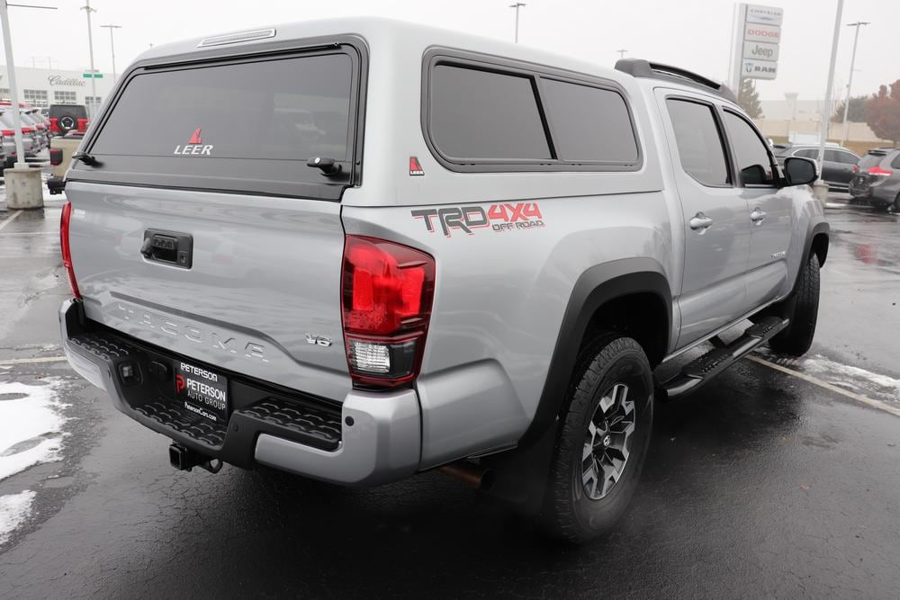 2018 Toyota Tacoma Double Cab 4x4, Pickup #620601A - photo 2