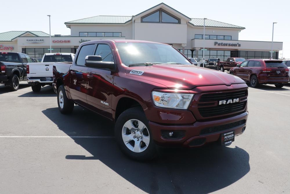 2020 Ram 1500 Crew Cab 4x4, Pickup #620609 - photo 1