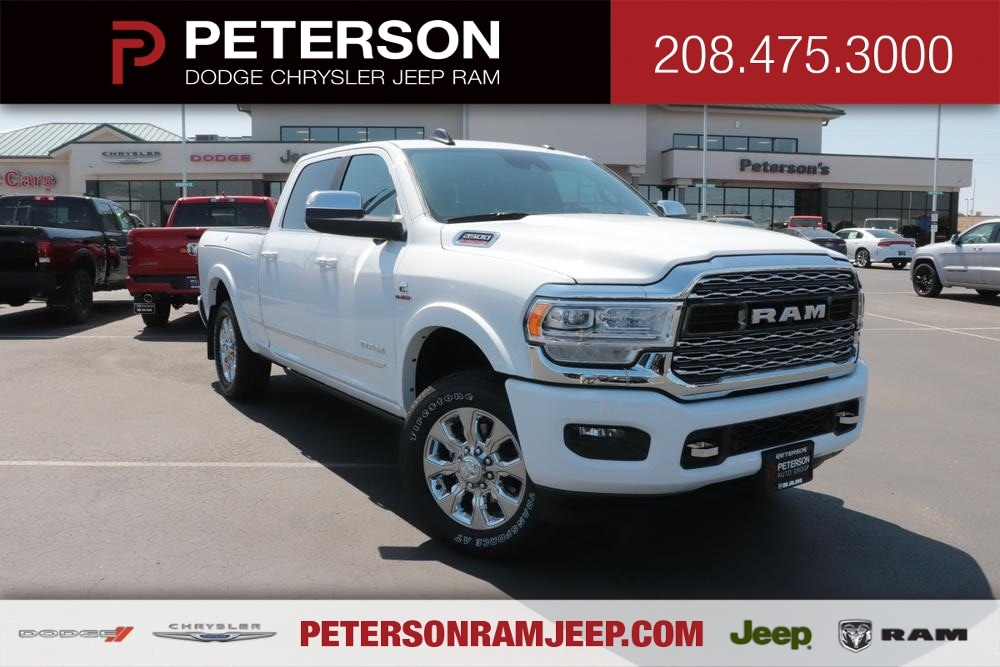 2020 Ram 2500 Crew Cab 4x4, Pickup #620628 - photo 1