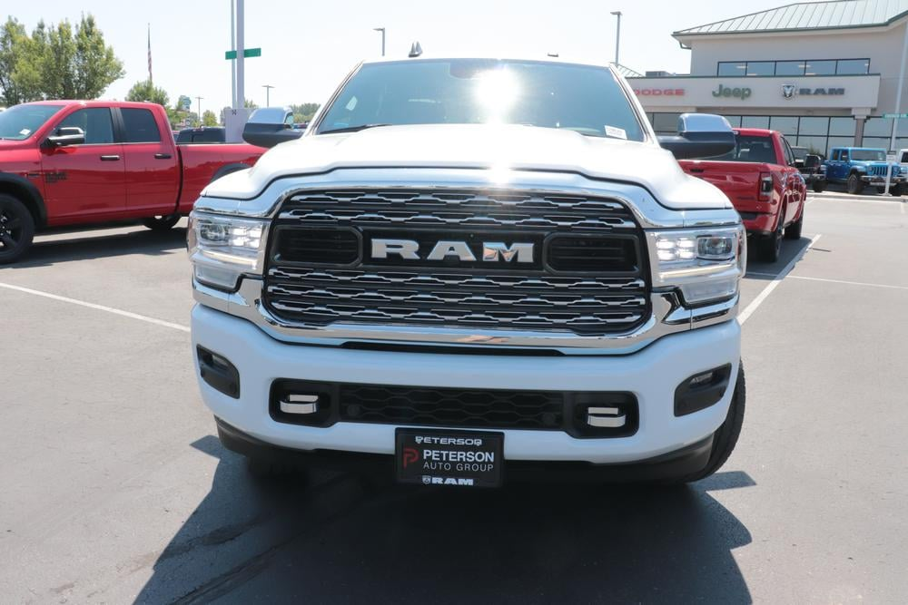 2020 Ram 2500 Crew Cab 4x4, Pickup #620628 - photo 3
