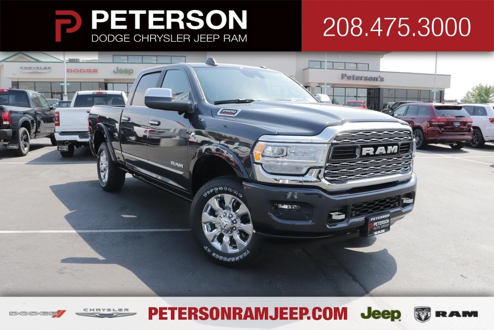 2020 Ram 2500 Crew Cab 4x4, Pickup #620634 - photo 1