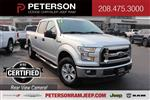 2017 Ford F-150 SuperCrew Cab 4x4, Pickup #620654A - photo 1