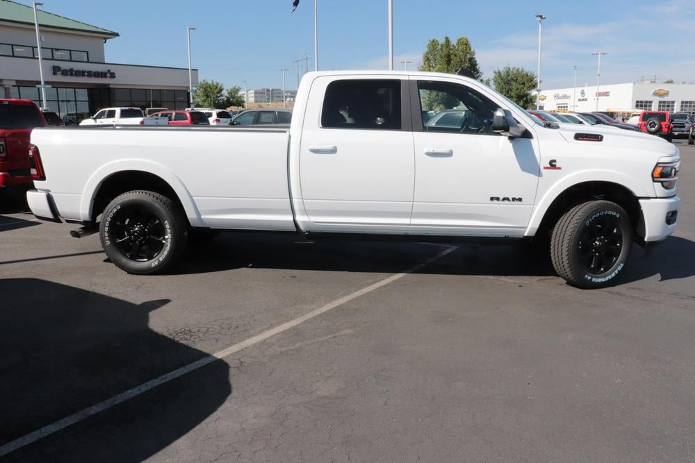 2020 Ram 3500 Crew Cab 4x4, Pickup #620703 - photo 8