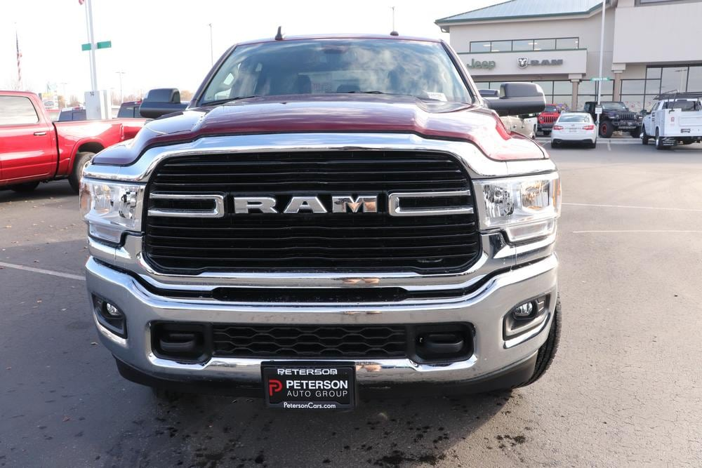 2020 Ram 3500 Mega Cab 4x4, Pickup #620786 - photo 3