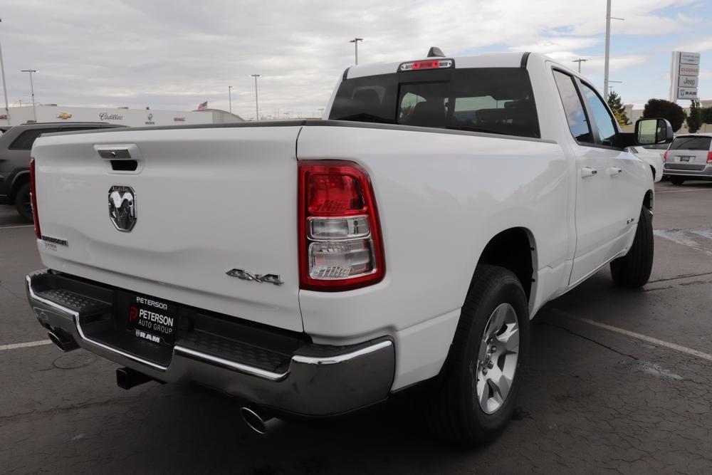 2020 Ram 1500 Quad Cab 4x4, Pickup #620795 - photo 1
