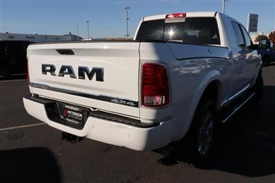 2017 Ram 3500 Mega Cab 4x4, Pickup #620811A - photo 8