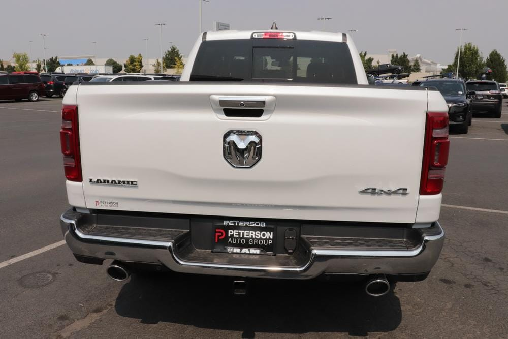 2020 Ram 1500 Crew Cab 4x4, Pickup #620816 - photo 7