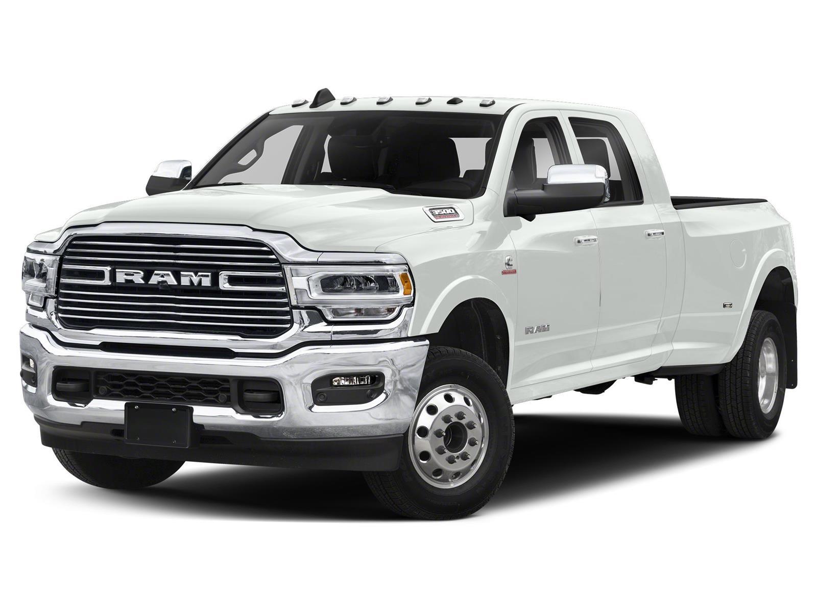 2020 Ram 3500 Mega Cab 4x4, Pickup #620827 - photo 1