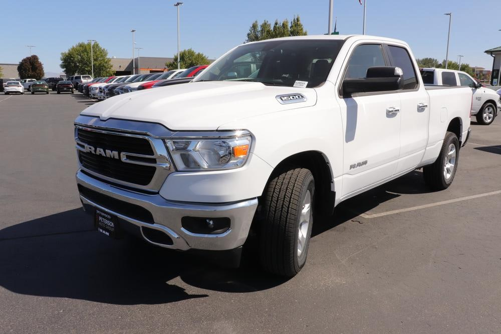 2020 Ram 1500 Quad Cab 4x4, Pickup #620833 - photo 4