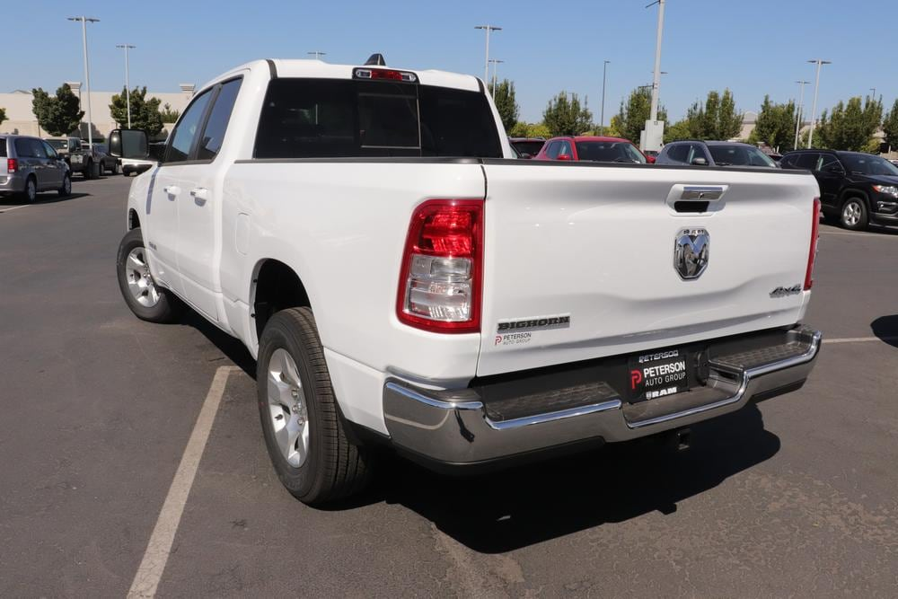 2020 Ram 1500 Quad Cab 4x4, Pickup #620833 - photo 6