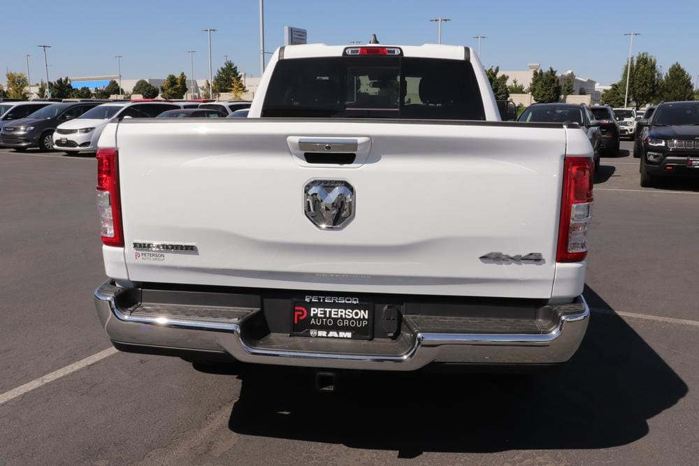 2020 Ram 1500 Quad Cab 4x4, Pickup #620833 - photo 7