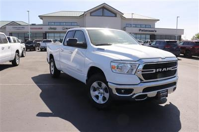 2020 Ram 1500 Quad Cab 4x4, Pickup #620833 - photo 1
