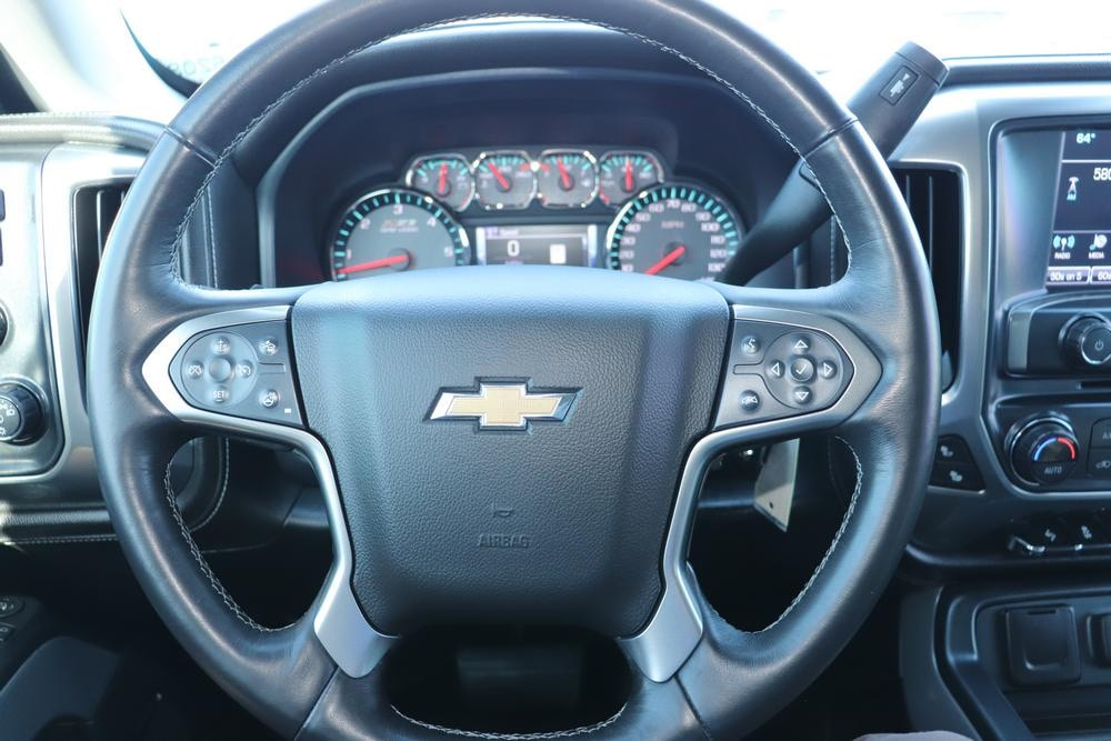 2017 Chevrolet Silverado 1500 Crew Cab 4x4, Pickup #620859A - photo 30