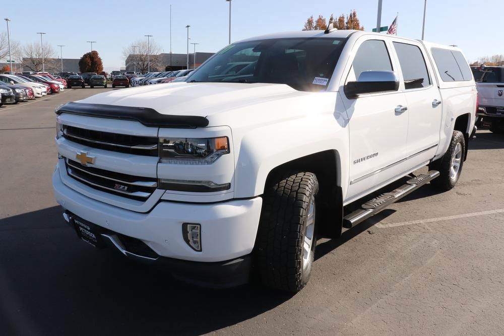 2017 Chevrolet Silverado 1500 Crew Cab 4x4, Pickup #620859A - photo 5