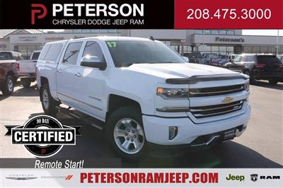 2017 Chevrolet Silverado 1500 Crew Cab 4x4, Pickup #620859A - photo 1