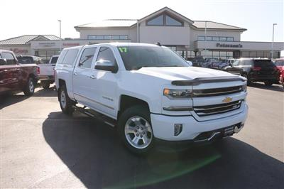 2017 Chevrolet Silverado 1500 Crew Cab 4x4, Pickup #620859A - photo 3