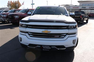 2017 Chevrolet Silverado 1500 Crew Cab 4x4, Pickup #620859A - photo 4