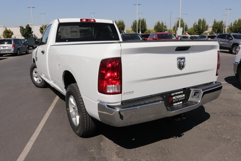 2020 Ram 1500 Regular Cab RWD, Pickup #620891 - photo 6