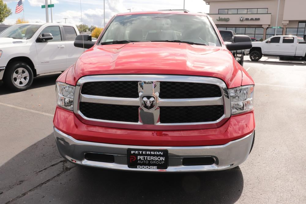2020 Ram 1500 Regular Cab 4x2, Pickup #620898 - photo 3