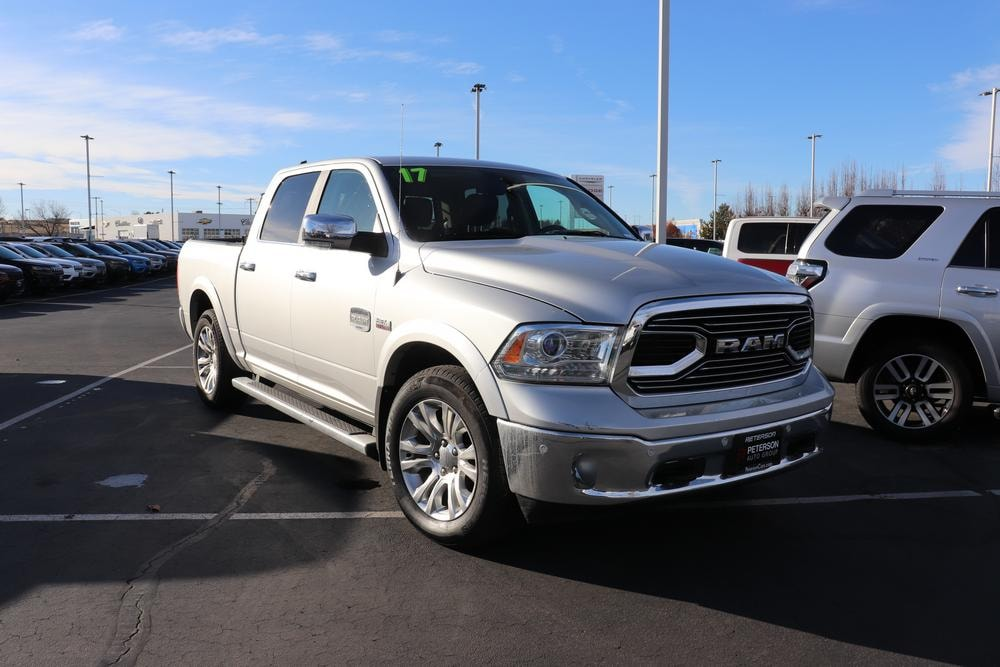 2017 Ram 1500 Crew Cab 4x4, Pickup #620910A - photo 3
