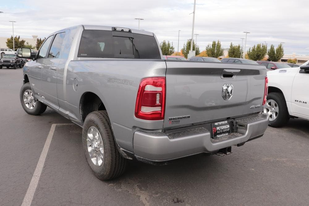 2020 Ram 3500 Mega Cab 4x4, Pickup #620963 - photo 6