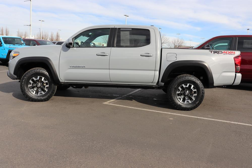 2018 Toyota Tacoma Double Cab 4x4, Pickup #620971D - photo 5