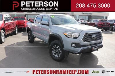 2018 Toyota Tacoma Double Cab 4x4, Pickup #620971D - photo 1