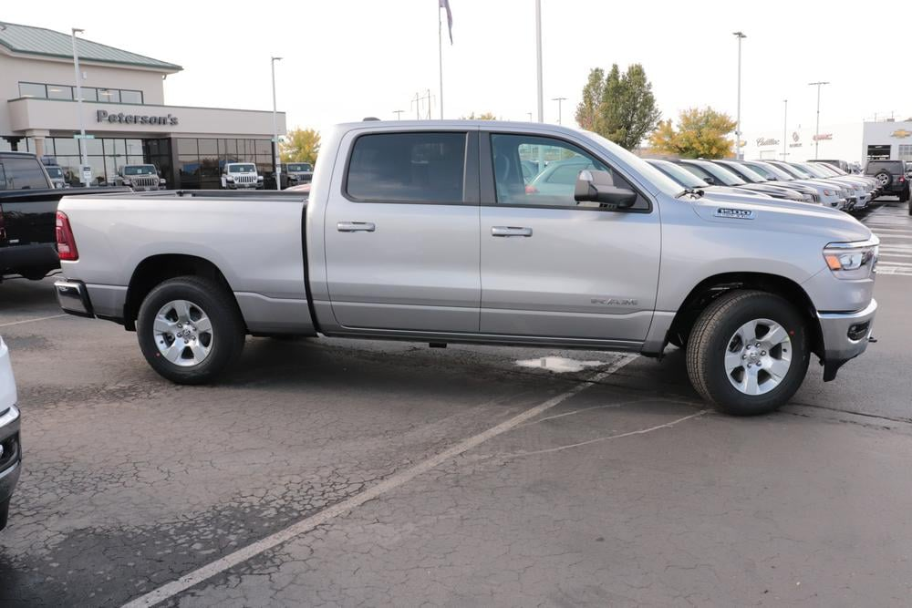 2021 Ram 1500 Crew Cab 4x4, Pickup #621013 - photo 8
