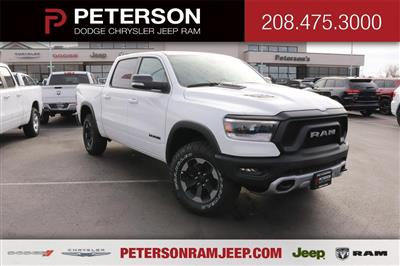 2021 Ram 1500 Crew Cab 4x4, Pickup #621024 - photo 1