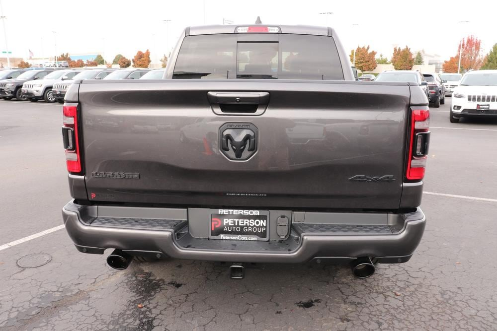 2021 Ram 1500 Crew Cab 4x4, Pickup #621051 - photo 7