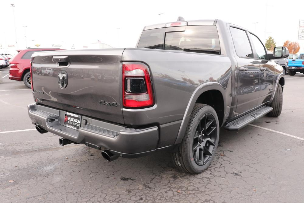 2021 Ram 1500 Crew Cab 4x4, Pickup #621051 - photo 2