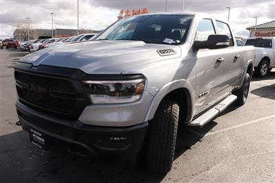 2021 Ram 1500 Crew Cab 4x4, Pickup #621061 - photo 4