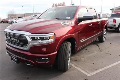 2021 Ram 1500 Crew Cab 4x4, Pickup #621066 - photo 4