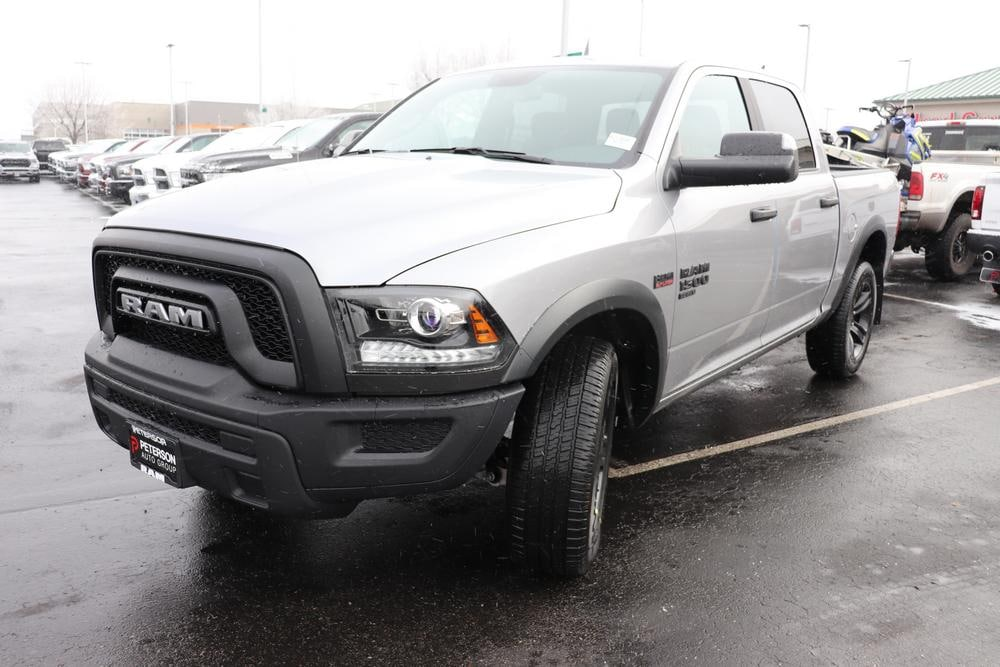 2021 Ram 1500 Crew Cab 4x4, Pickup #621085 - photo 4