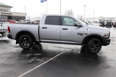 2021 Ram 1500 Crew Cab 4x4, Pickup #621085 - photo 8