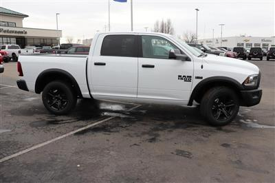 2021 Ram 1500 Crew Cab 4x4, Pickup #621089 - photo 8
