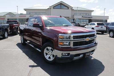 2015 Chevrolet Silverado 1500 Crew Cab 4x4, Pickup #621155A - photo 2