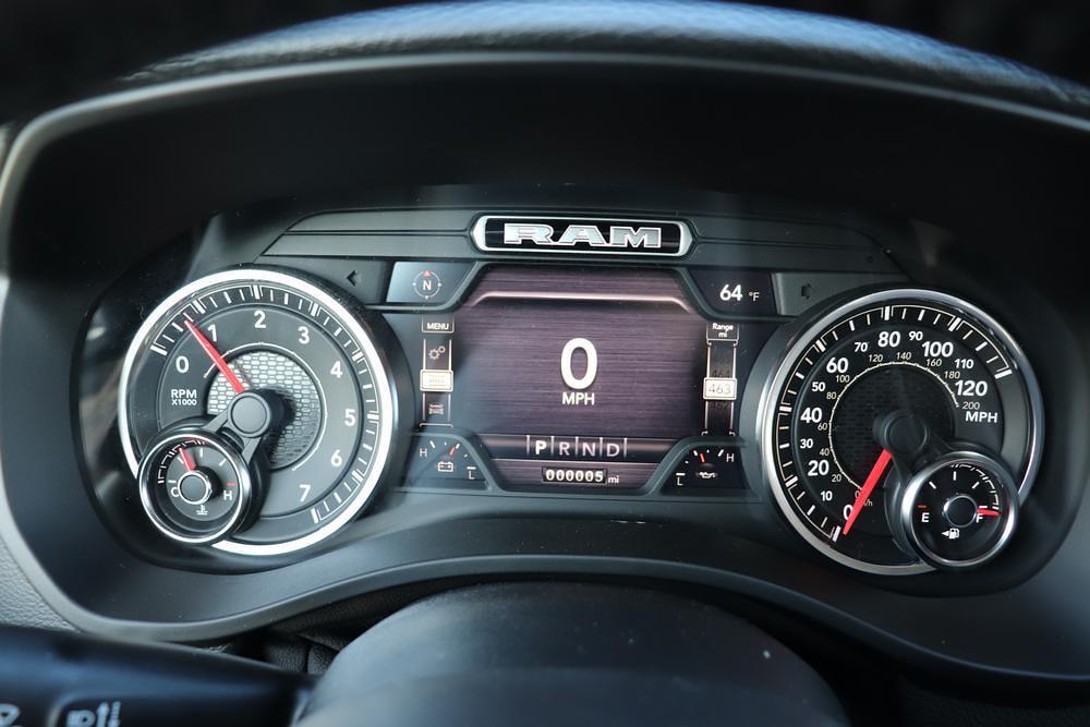 2021 Ram 1500 Crew Cab 4x4, Pickup #621185 - photo 35