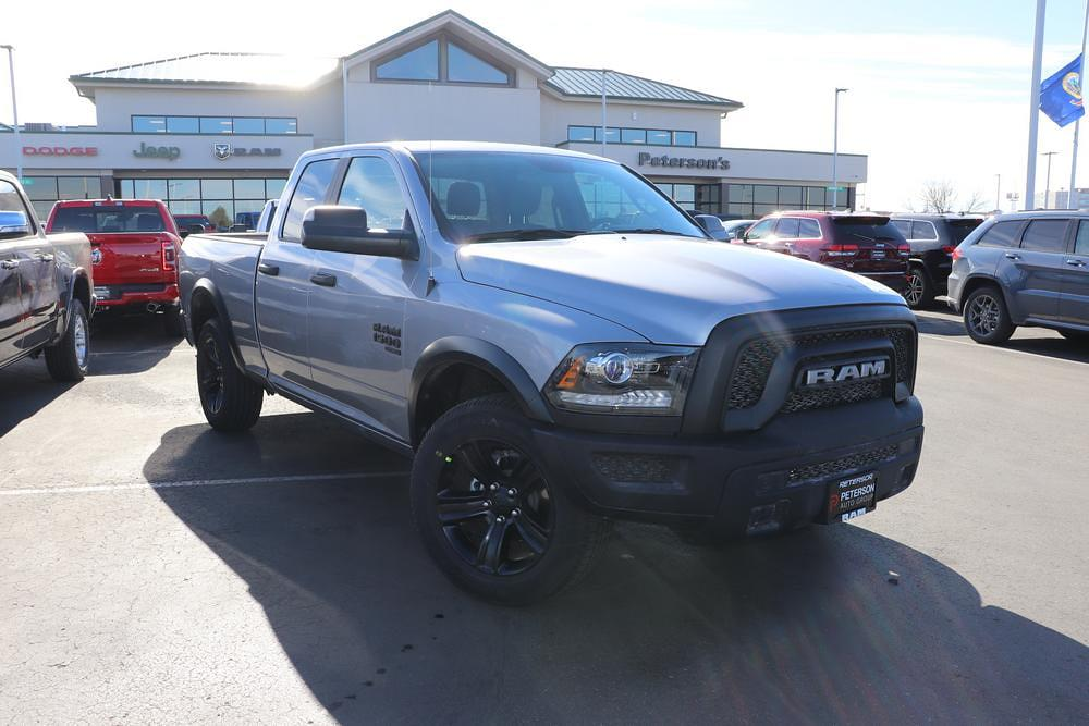 2021 Ram 1500 Quad Cab 4x4, Pickup #621206 - photo 1