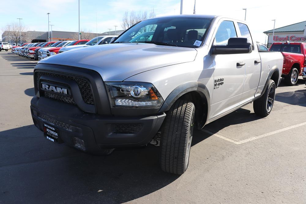 2021 Ram 1500 Quad Cab 4x4, Pickup #621206 - photo 4
