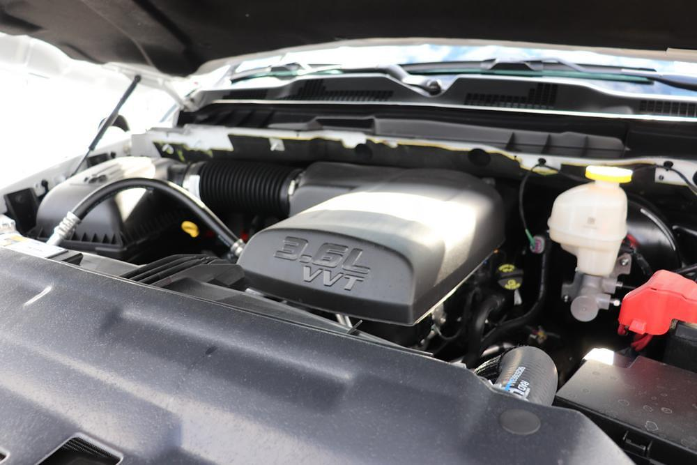 2021 Ram 1500 Quad Cab 4x4, Pickup #621228 - photo 10