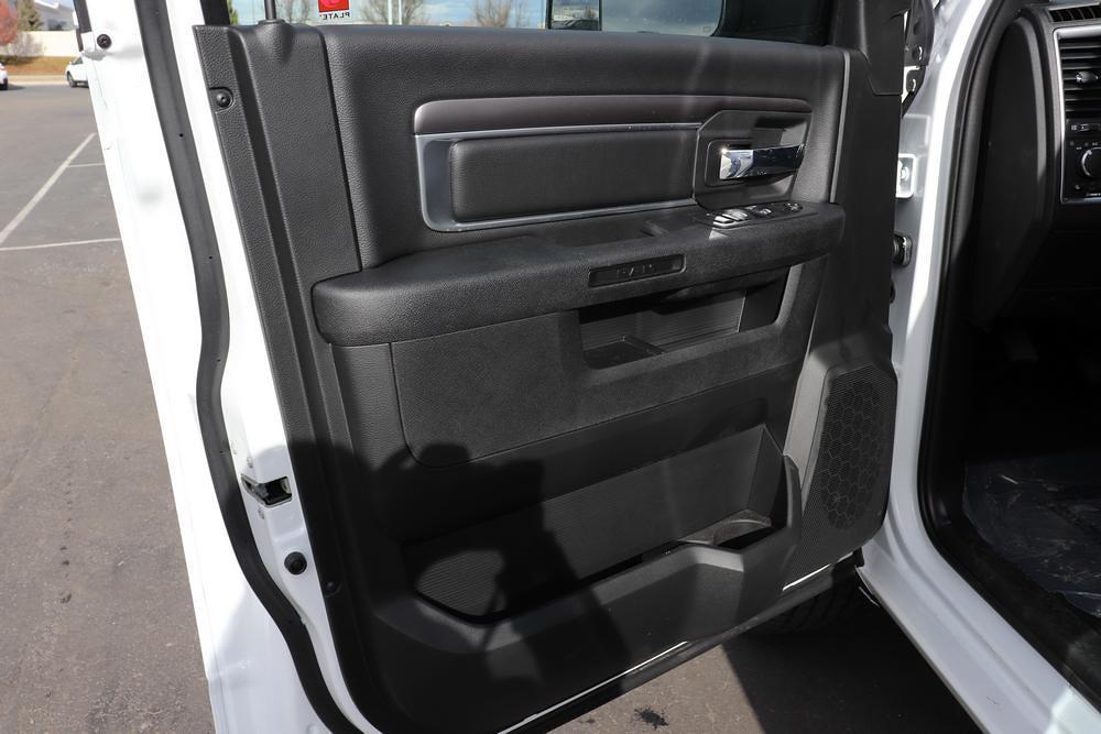 2021 Ram 1500 Quad Cab 4x4, Pickup #621228 - photo 18