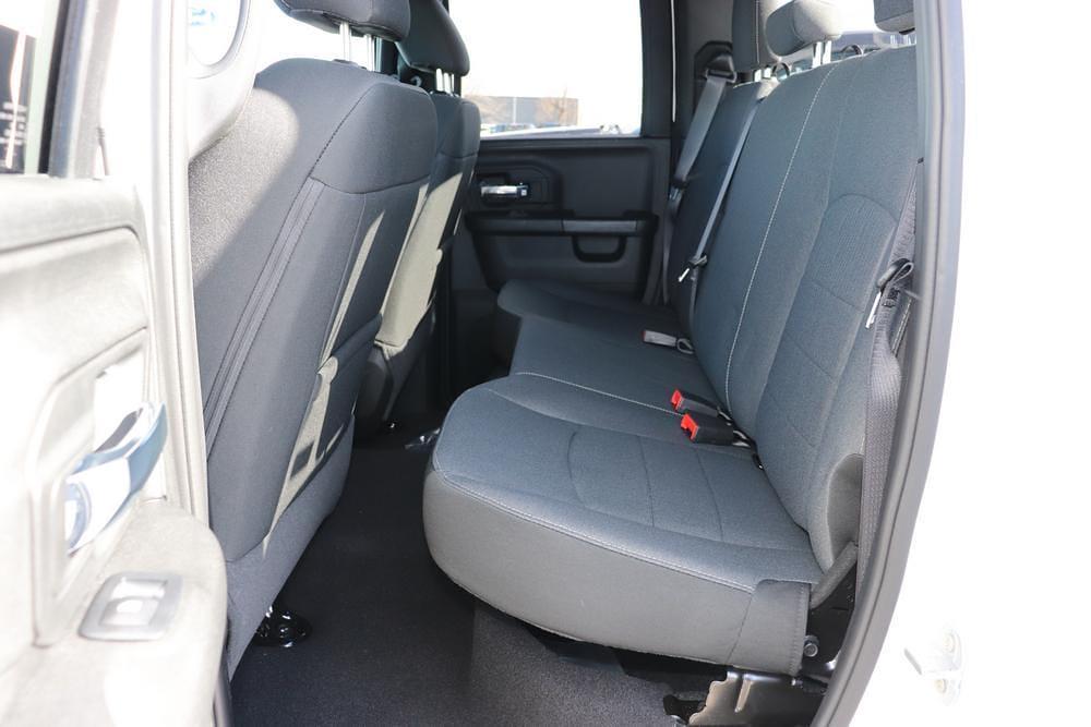 2021 Ram 1500 Quad Cab 4x4, Pickup #621248 - photo 13