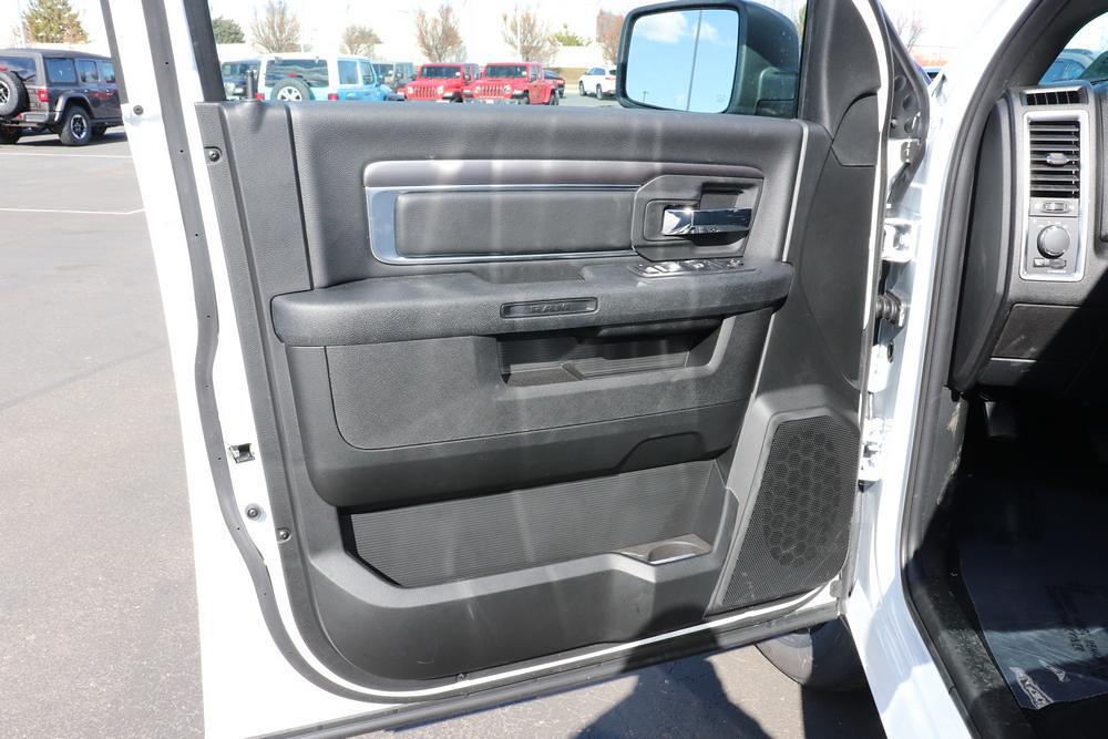 2021 Ram 1500 Quad Cab 4x4, Pickup #621248 - photo 16