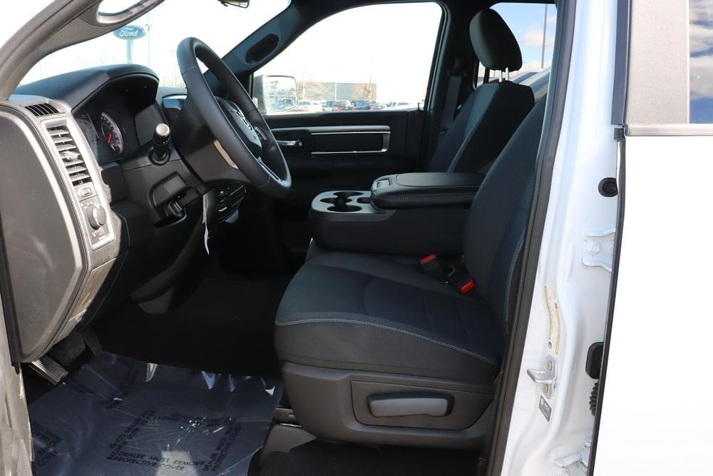 2021 Ram 1500 Quad Cab 4x4, Pickup #621248 - photo 18