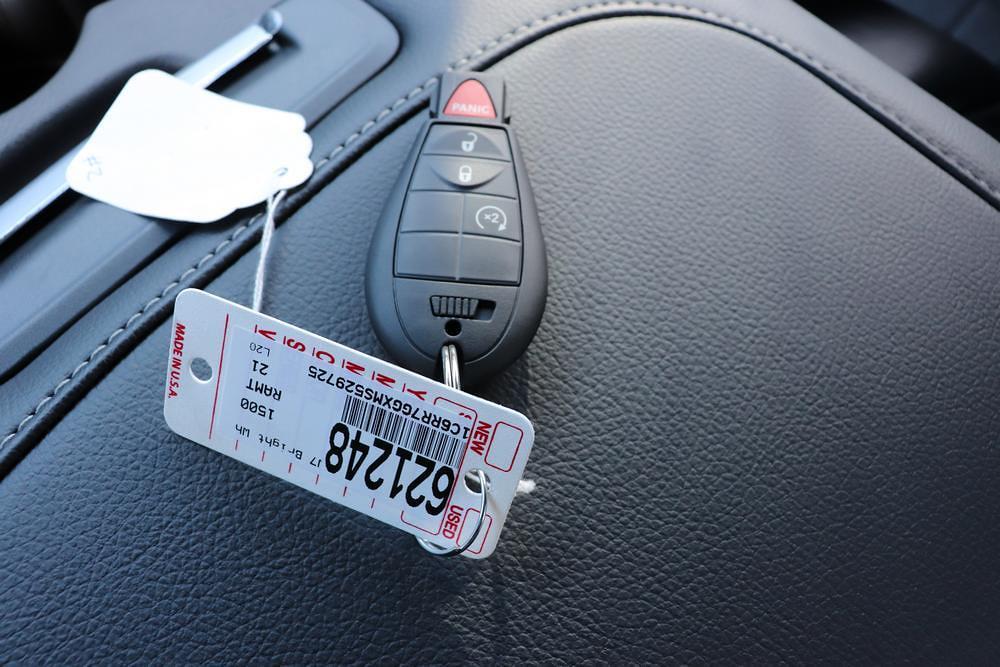2021 Ram 1500 Quad Cab 4x4, Pickup #621248 - photo 23