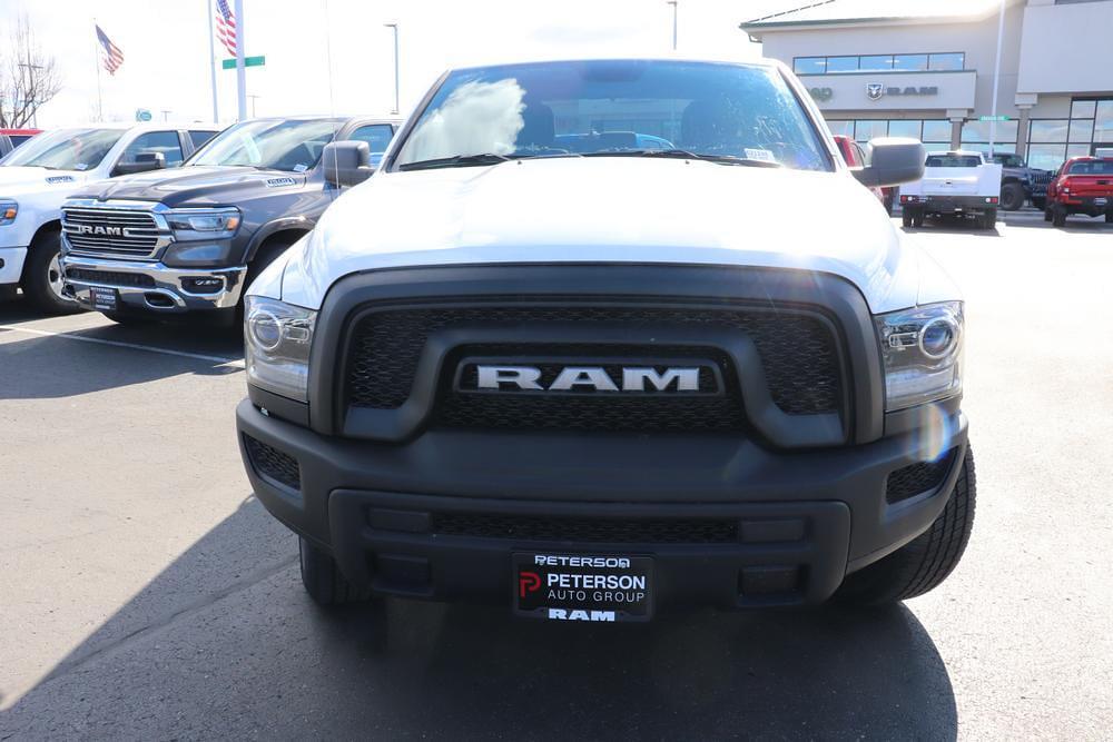 2021 Ram 1500 Quad Cab 4x4, Pickup #621248 - photo 3