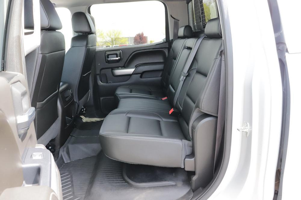 2016 Chevrolet Silverado 2500 Crew Cab 4x4, Pickup #621267K - photo 14
